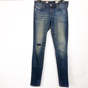 Adriano Goldschmied Legging Super Skinny Jeans 28R